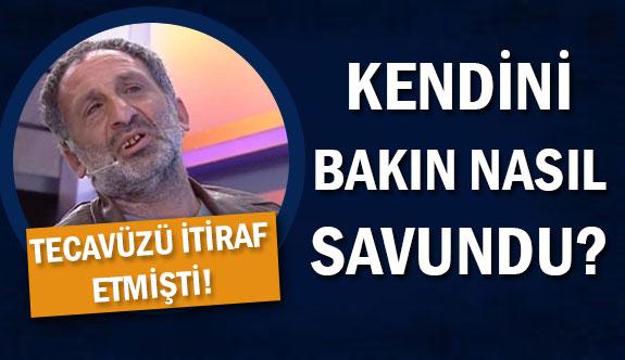 Minik Irmak'ın katili kendini böyle savundu...