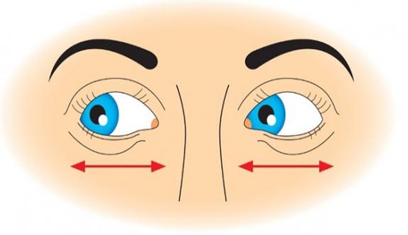 Sürekli ekran bakanlar için göz egzersizleri