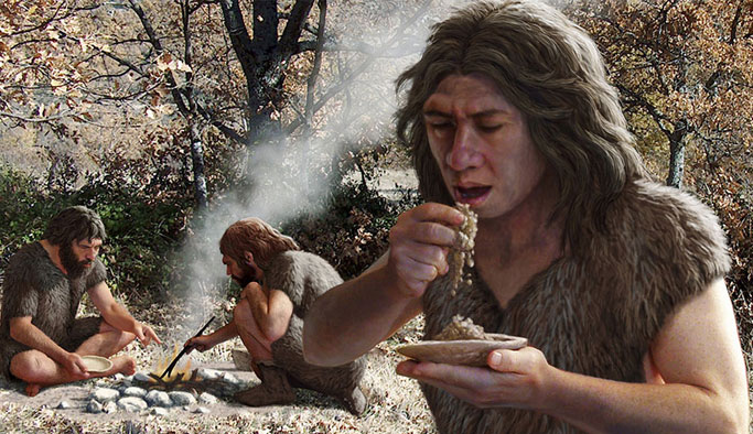 Atalarımızın İnsan Etiyle Beslendikleri Ortaya Çıktı !