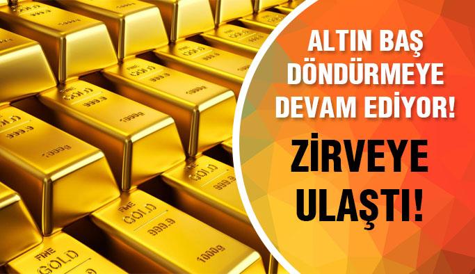 Çeyrek altın fiyatları yükselmeye devam ediyor!