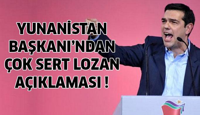 Çipras'tan Çok Sert 'Türkiye' Açıklaması !