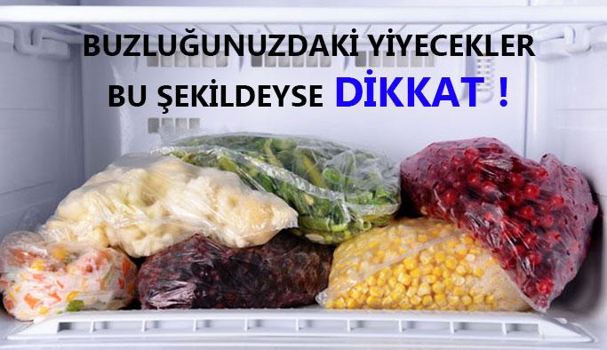 Dondurulmuş Yiyecekler Nasıl Tüketilmeli?