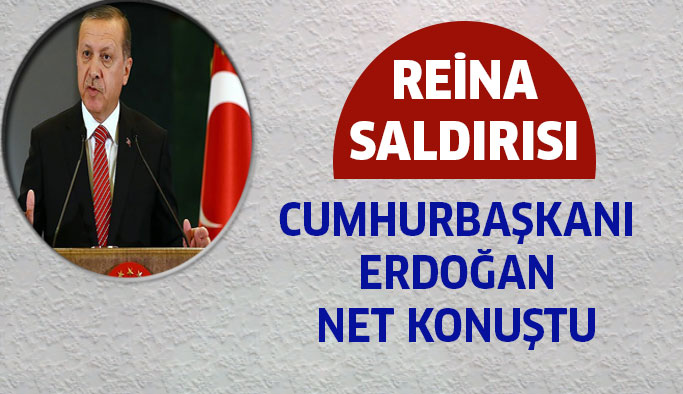 Erdoğan'dan saldırı hakkında son dakika açıklama