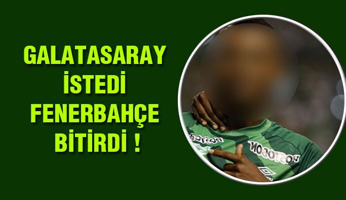 Galatasaray istedi Fenerbahçe Transferi bitirdi