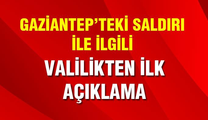 Gaziantep'teki çatışma sonrası ilk açıklama!