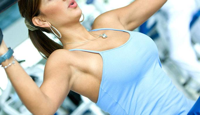 Göğüslerinizi Dikleştirmenin Yolları