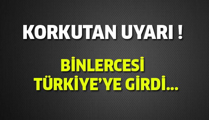 Hayati Türkiye Uyarısı ! Çok Sayıda DEAŞ'lı...