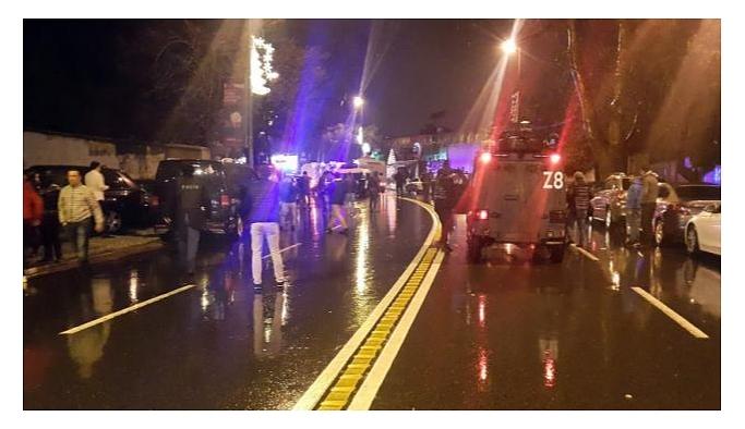 İstanbul'da Saldırı! Çok Sayıda Yaralı Var