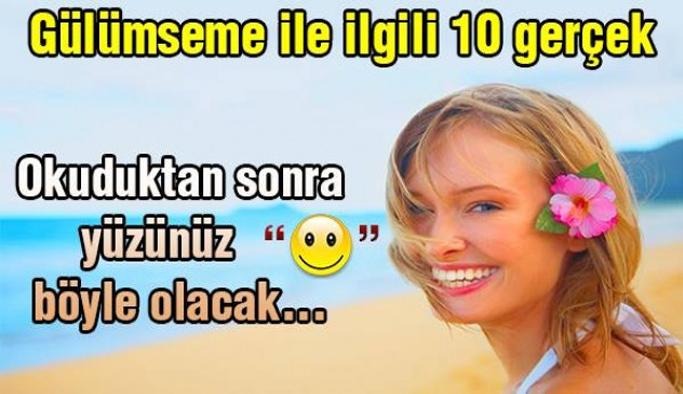 İşte Gülümseme ile İlgili 10 Gerçek..