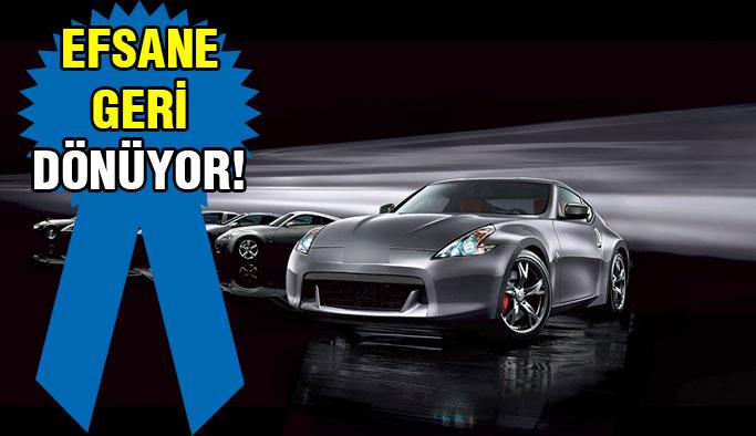 Nissan'ın Efsane Serisi Geri Dönüyor !