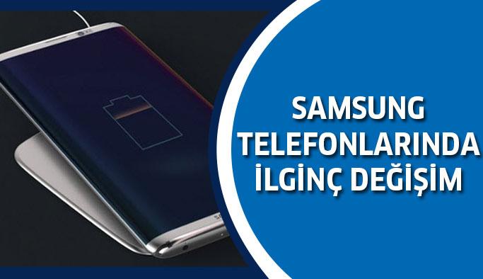 Samsung Telefonlarında Büyük Değişiklik !