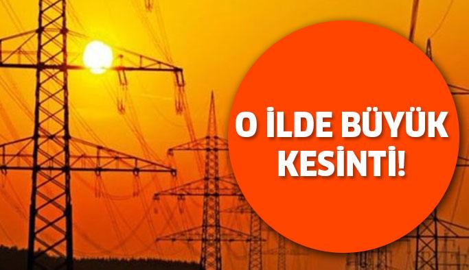 Vatandaşların dikkatine! Ankara'da büyük kesinti...