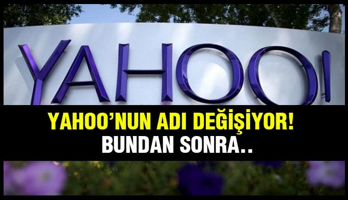 Yahoo'da önemli değişimler yaşanıyor!