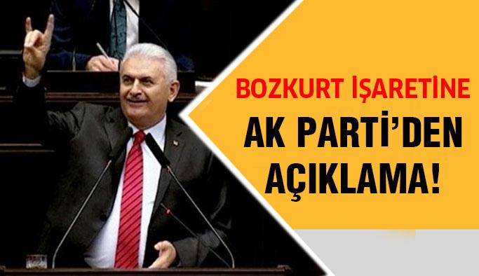 Başbakan Bozkurt İşaretini Ne Amaçla Yaptı?