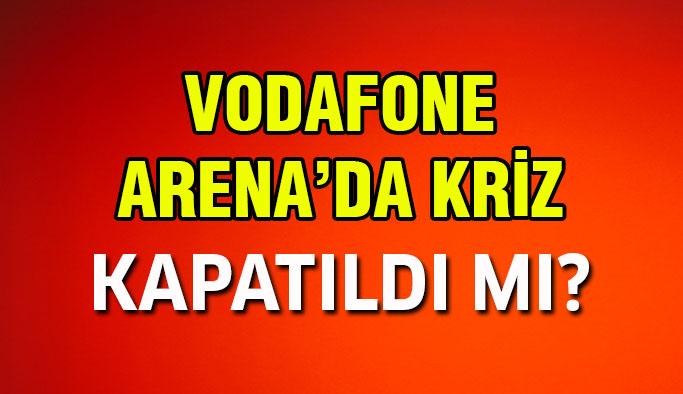 Beşiktaş'ta Büyük Kriz!