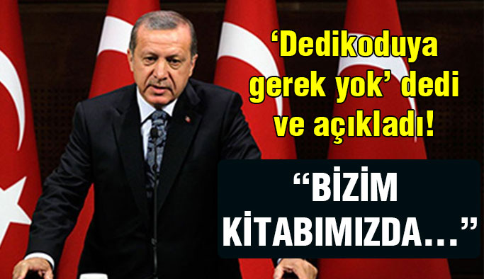 Erdoğan: Öldürmeyen darbeler güçlendirir!
