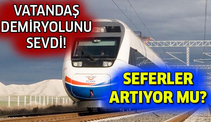 Hızlı Tren Seferlerinde Değişiklik!