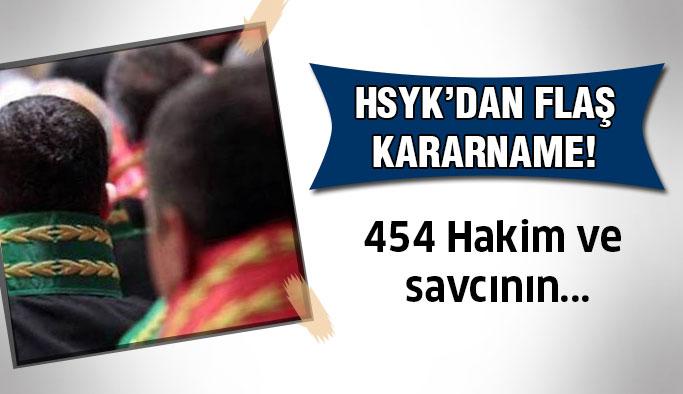 HSYK'dan kararname!