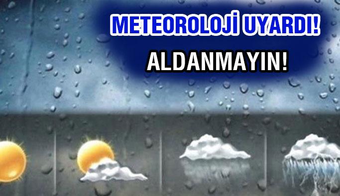 Meteoroloji Uyardı ! Son Durum...