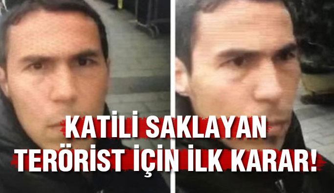 Reina katliamcısı ile yakalanan terörist...