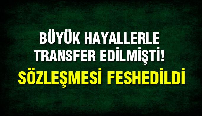 Trabzonspor O İsim İle Yollarını Ayırdı