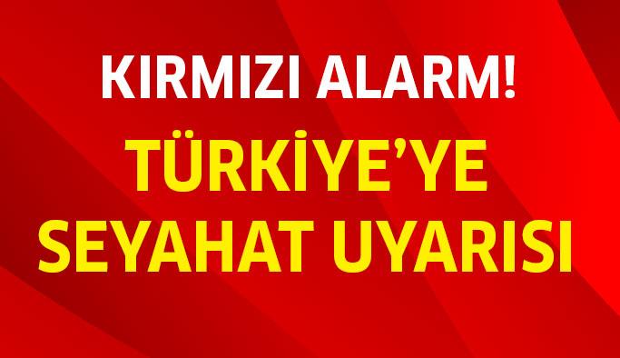 ABD'den Türkiye için kritik uyarı!
