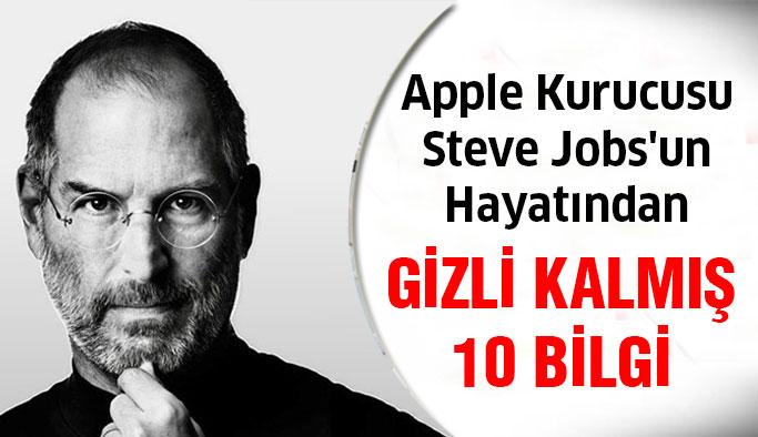 Apple Kurucusunun Hayatından Gizli Kalmış 10 Bilgi