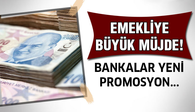 Bankalar yeni promosyonu...