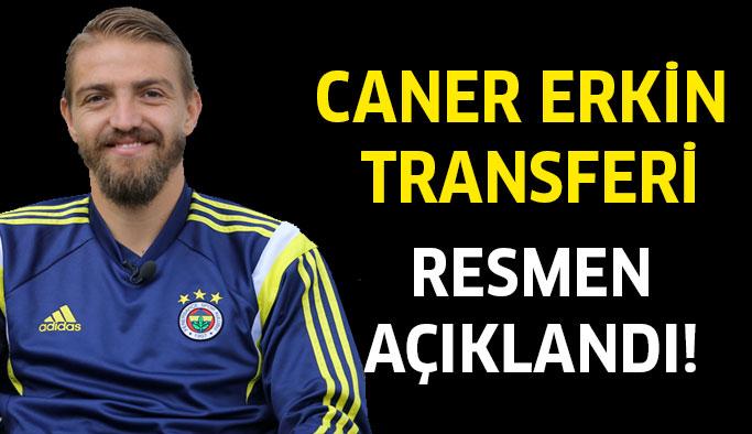 Caner Erkin Transferi Resmen Duyuruldu!