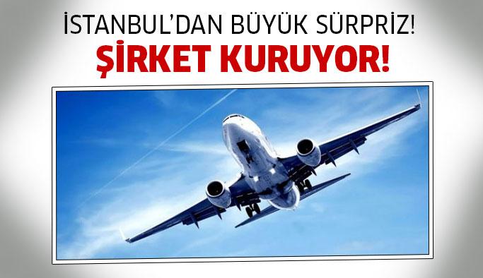 İstanbul'dan büyük sürpriz!