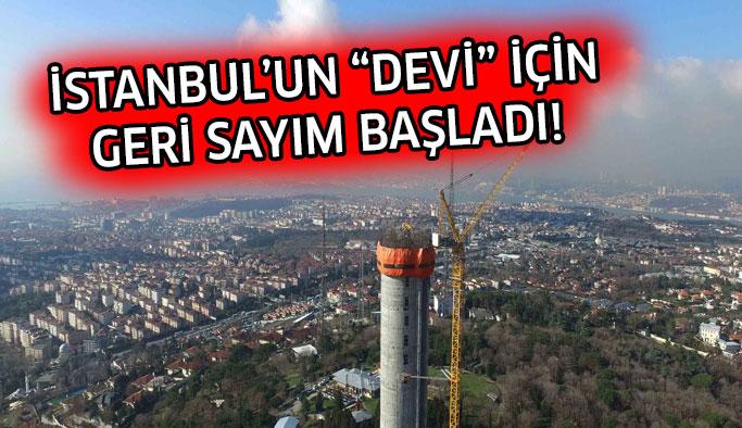 İstanbul'un Devinde 200 Metre Aşıldı!