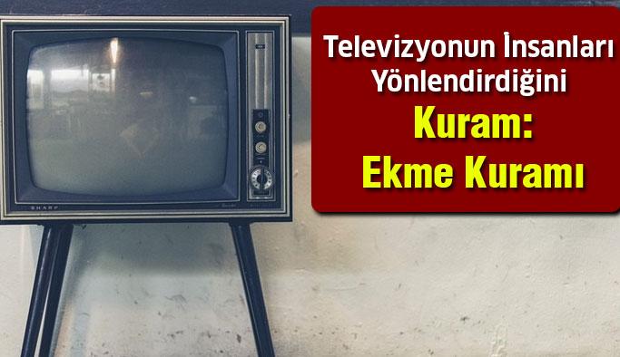 Televizyonun Bilinç Altına Girdiğini Açıklayan Kuram