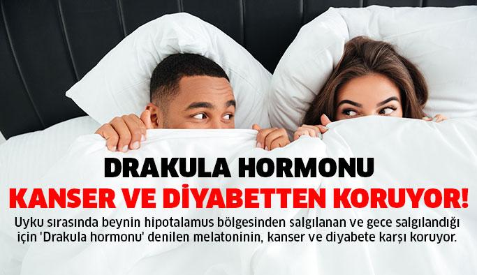 Drakula hormonu kanser ve diyabetten koruyor!