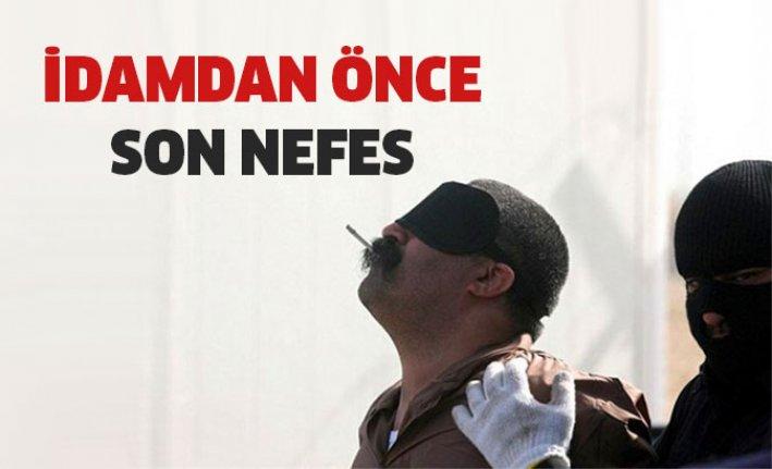 Kuveyt'teki idamın video görüntüleri