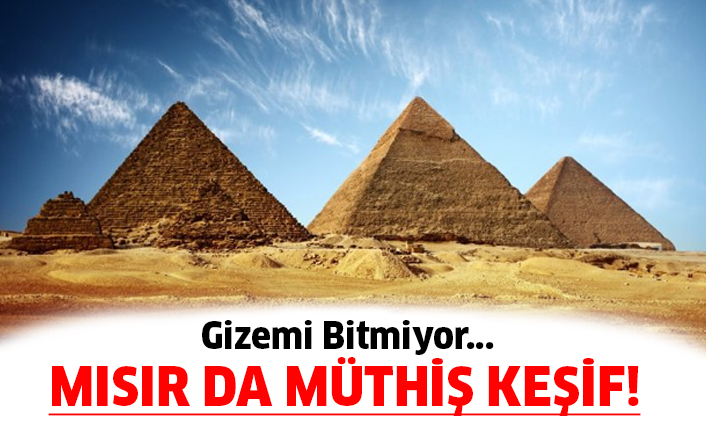 Mısır'ın Gizemi Bitmiyor...