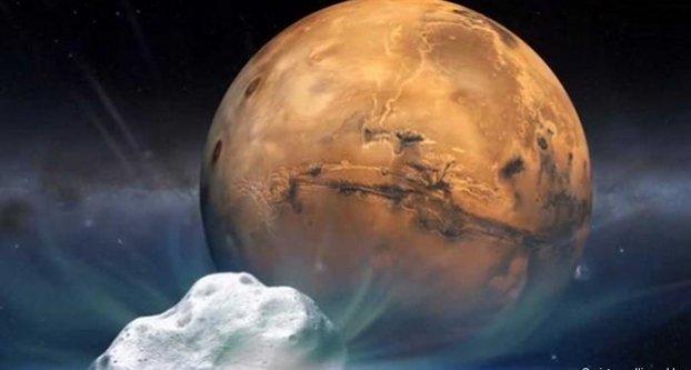 2050'de Mars'a taşınıyoruz!