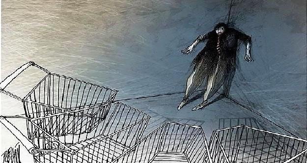 23 Çarpıcı Karikatür İle Çağımızın Sorunları