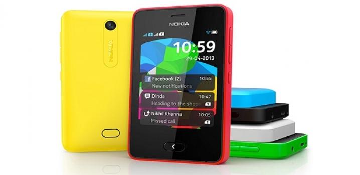 355 TL'ye Akıllı Telefon Nokia'dan...