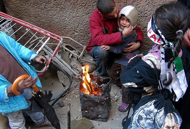 Yermuk Mülteci Kampı ''sığınma'' talep ediyor