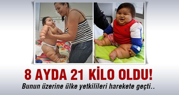 3 ayda aldığı kilo, ülkeyi seferber etti!