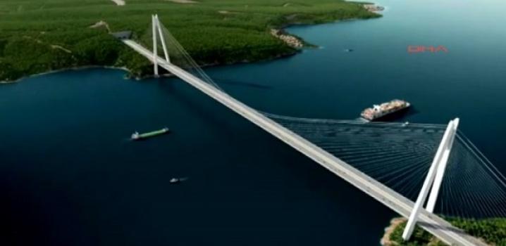 3. Köprü'nün değişen güzergahı