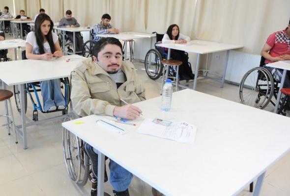 4 bin 500 engelli kendi işini kurmak için yola çıktı