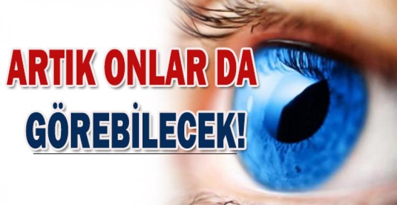 4 bin görme engelliye ''Gören Göz''