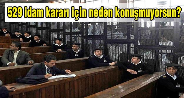 529 idam kararı için neden konuşmuyorsun?