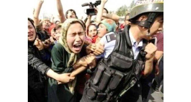 5 bin Uygur Türkü'nü ölüme gönderdi!