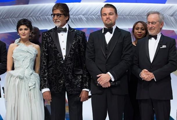 66. Cannes Film Festivali'nde perde açıldı