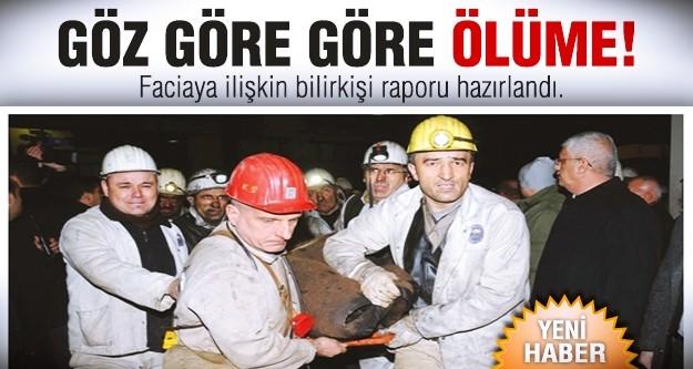 8 işçi ölüme gönderilmiş
