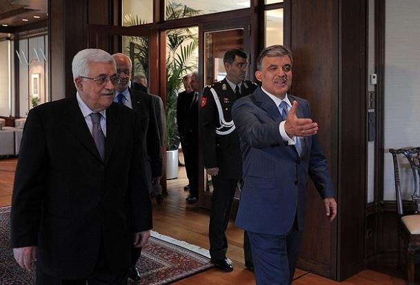 Abbas için 21 pare top atışı