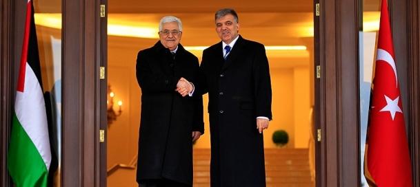 Abbas için top atışı