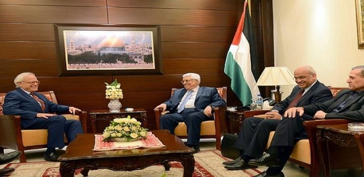 Abbas ile Indyk görüştü!